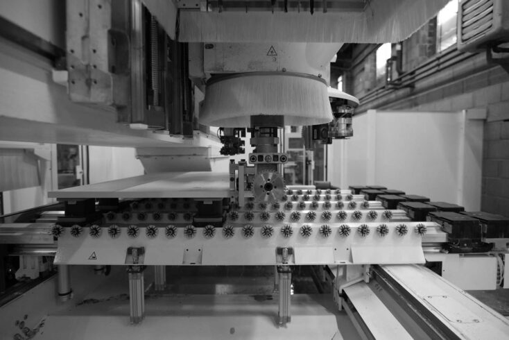 saw for cutting sheet materials