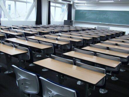 school wood desk