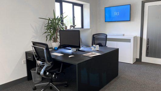 RD Design Office Interior