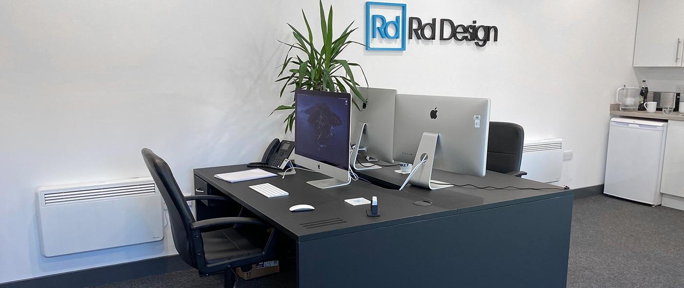 RD Design Office Workstations